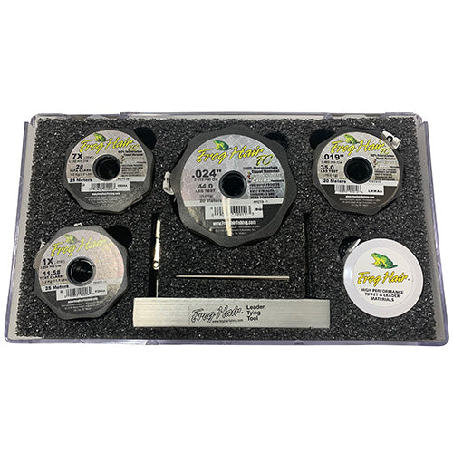Fluorocarbon Leader Kit