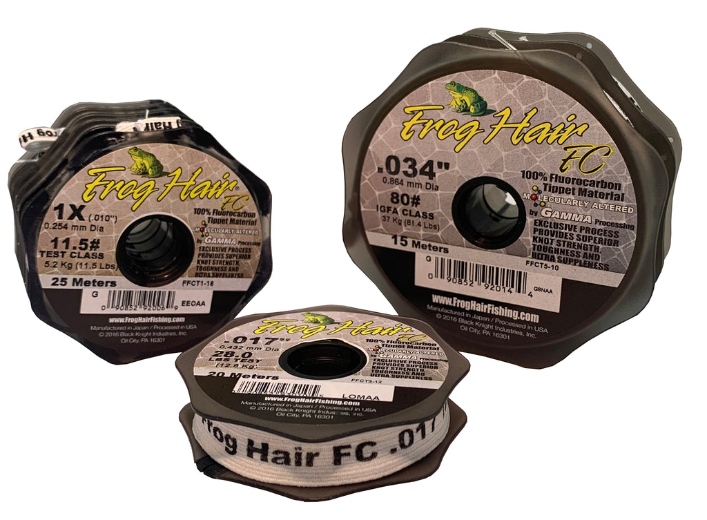 Fluorocarbon Tippet Spool