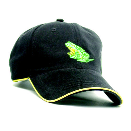 FrogHair Fishing Hat - Black