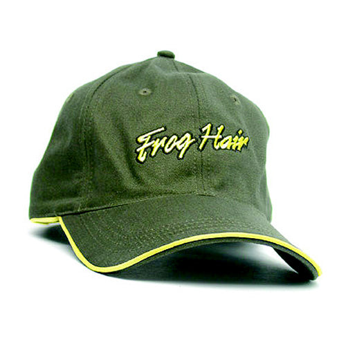 FrogHair Fishing Hat - Olive