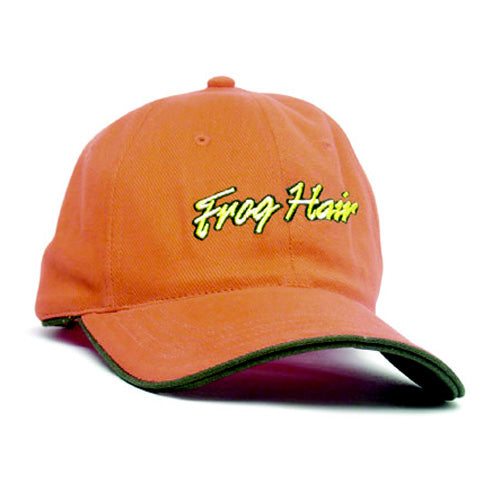 FrogHair Fishing Hat - Rust
