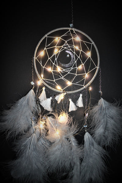 Moon LED Dream Catcher