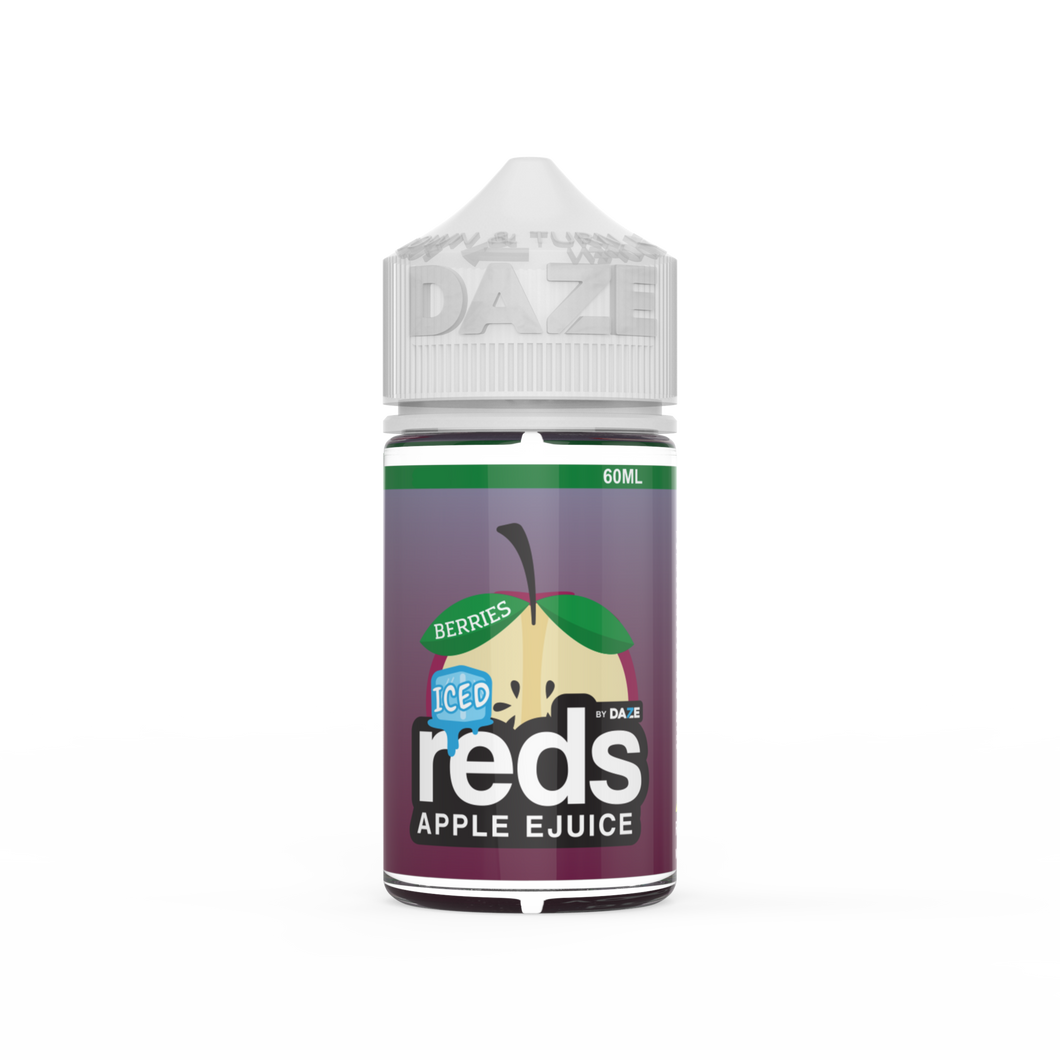 Reds E-Juice - Berries Iced