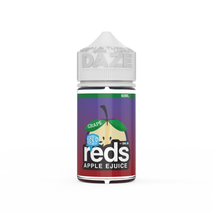 Reds E-Juice - Grape Iced