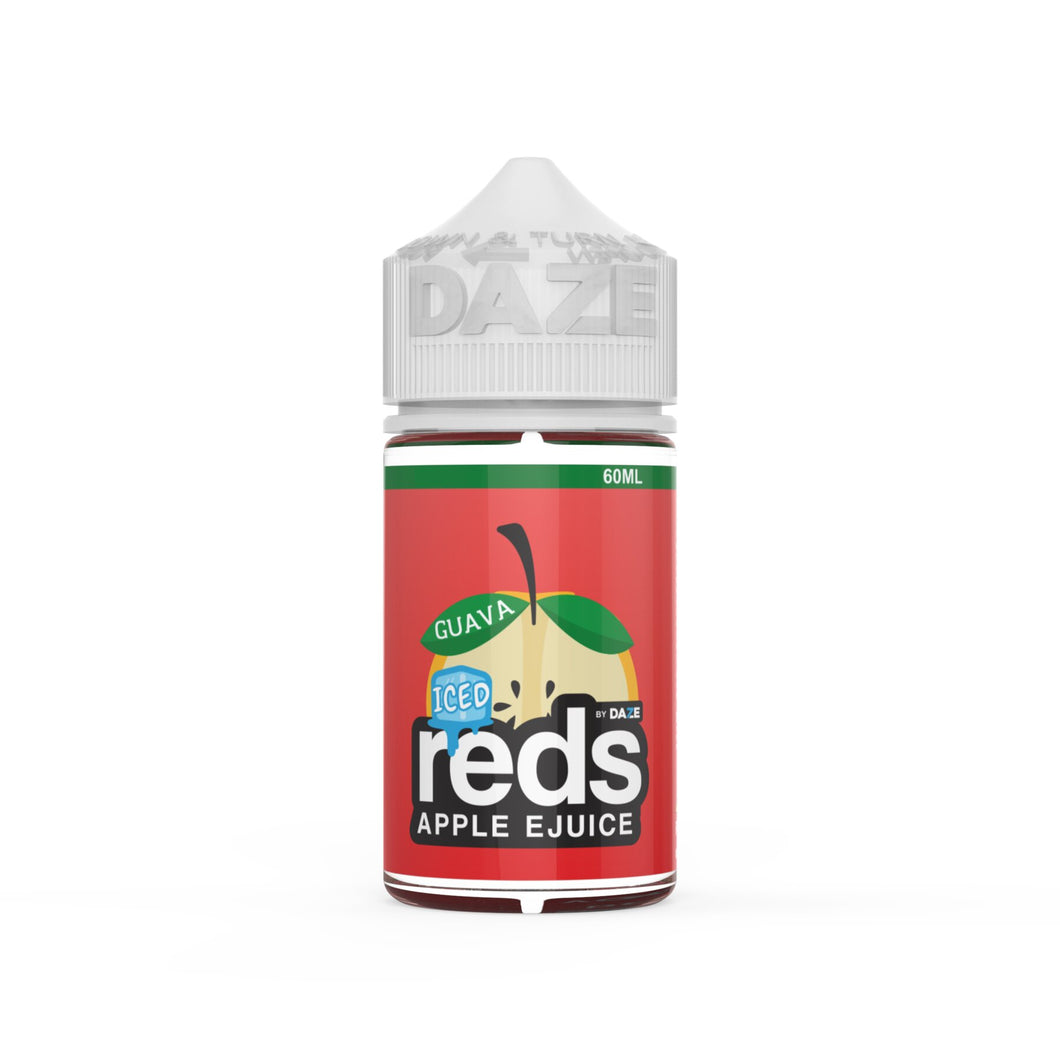 Reds E-Juice - Guava Iced
