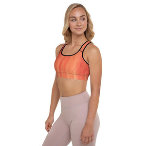 Glow Padded Sports Bra - HAVAH