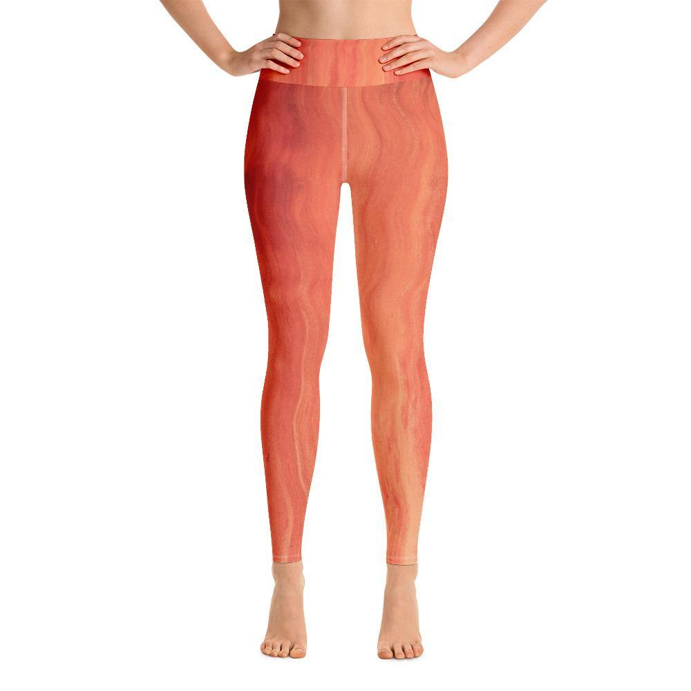 Glow High Waist Leggings - HAVAH