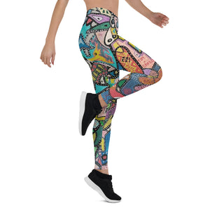 Monte Low Waist Leggings