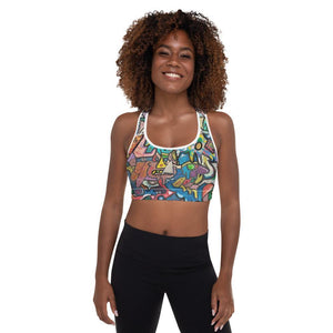 Monte Padded Sports Bra - HAVAH