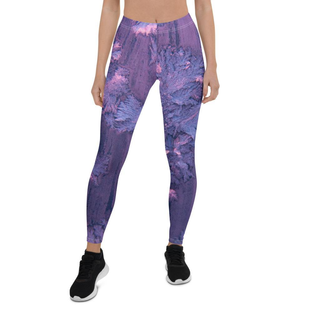 Fly Low Waist Leggings - HAVAH