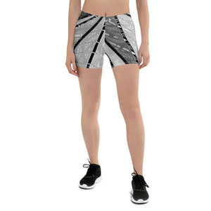 Vertigo Low Waist Shorts - HAVAH