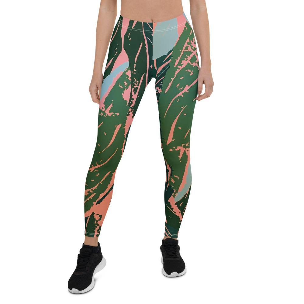 Gaia Low Waist Leggings - HAVAH