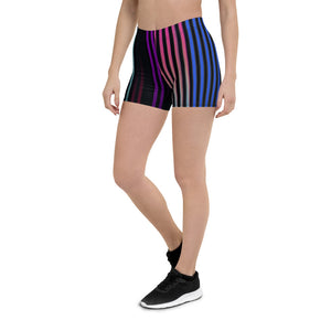 Quesa Low Waist Shorts