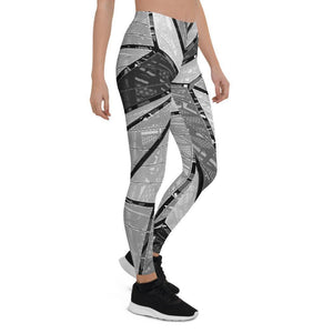 Vertigo Low Waist Leggings - HAVAH