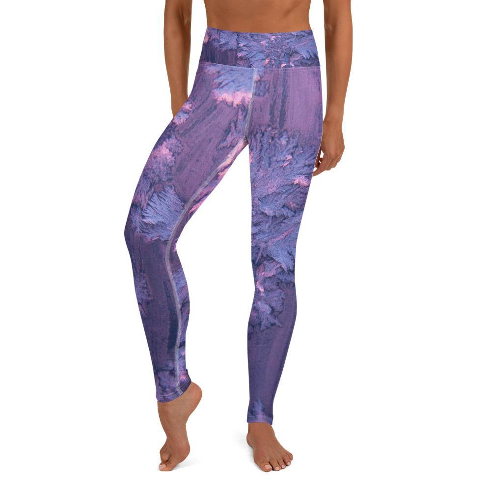 Fly High Waist Leggings - HAVAH