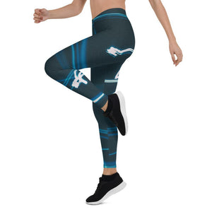 Anateal Low Waist Leggings