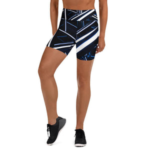Midnight High Waist Shorts - HAVAH