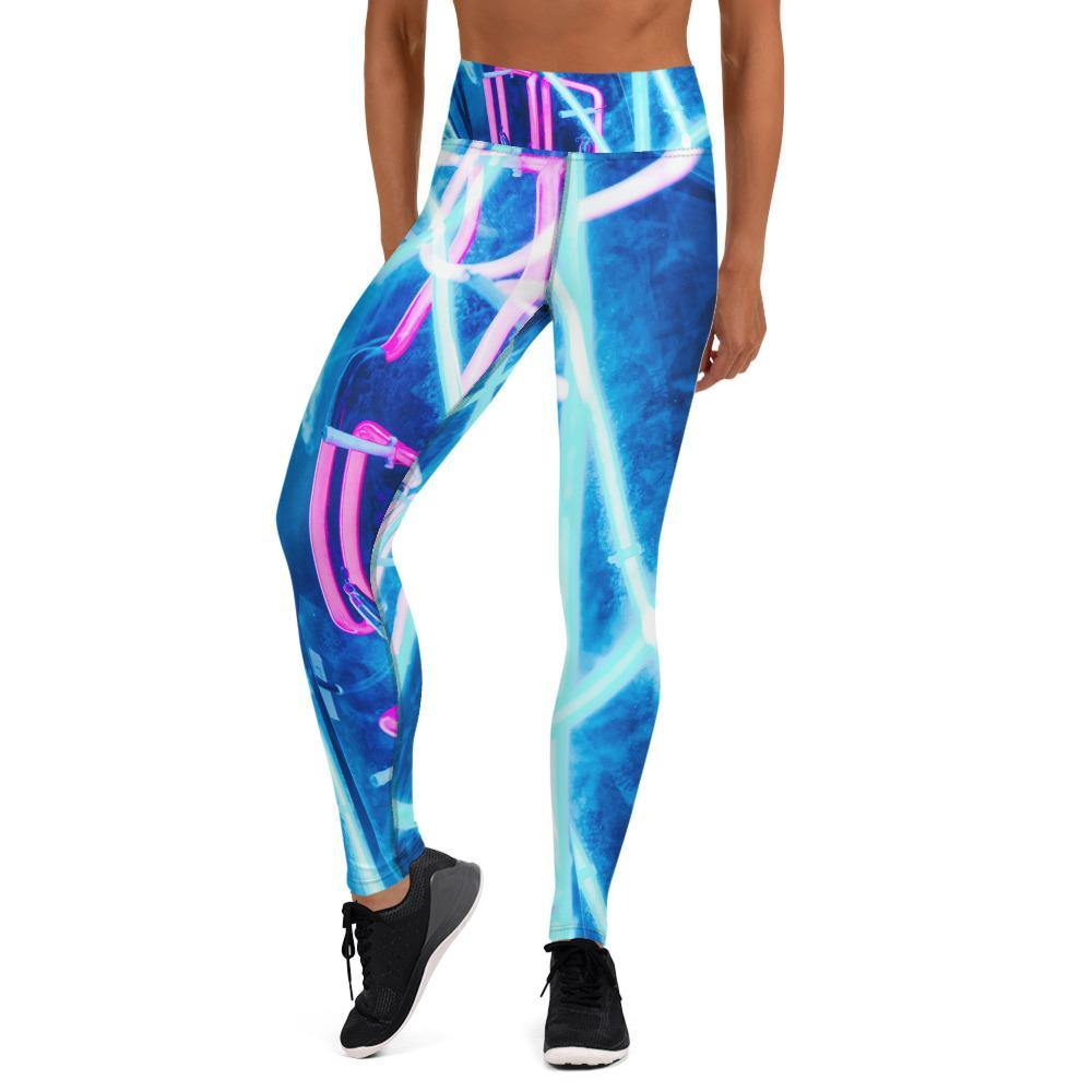 Laurita High Waist Leggings - HAVAH