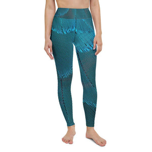 Plume High Waist Leggings - HAVAH
