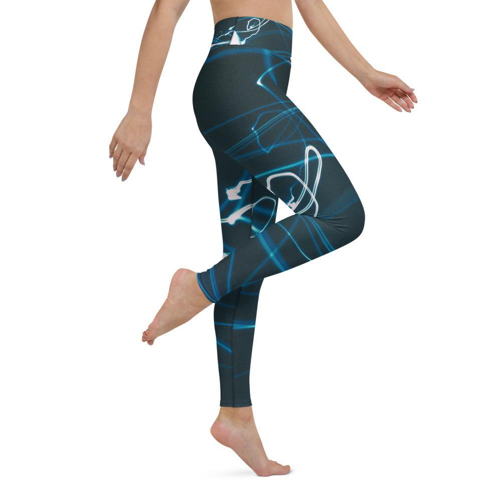 Anateal High Waist Leggings - HAVAH