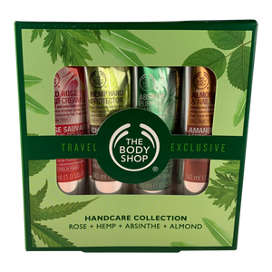 The Body Shop Hand Cream Set 4X 30ml 4 Soorten