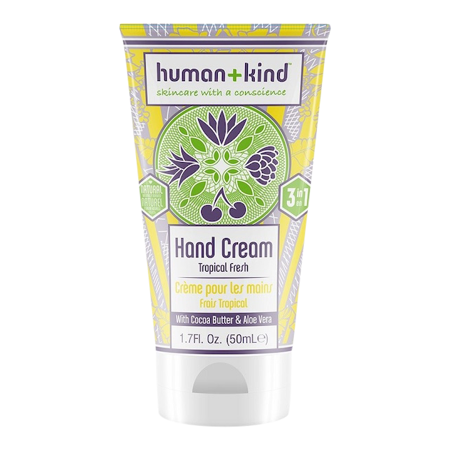 Human + Kind Hand Creams Tropical