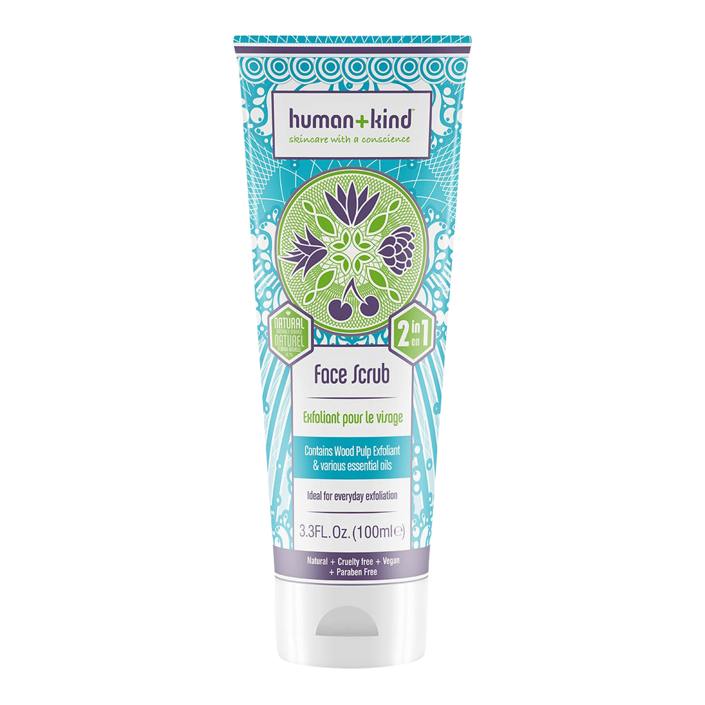 Human + Kind Face Scrub