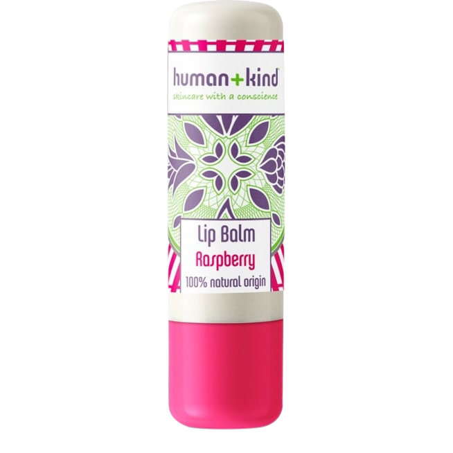 Human + Kind Lip Balm Raspberry