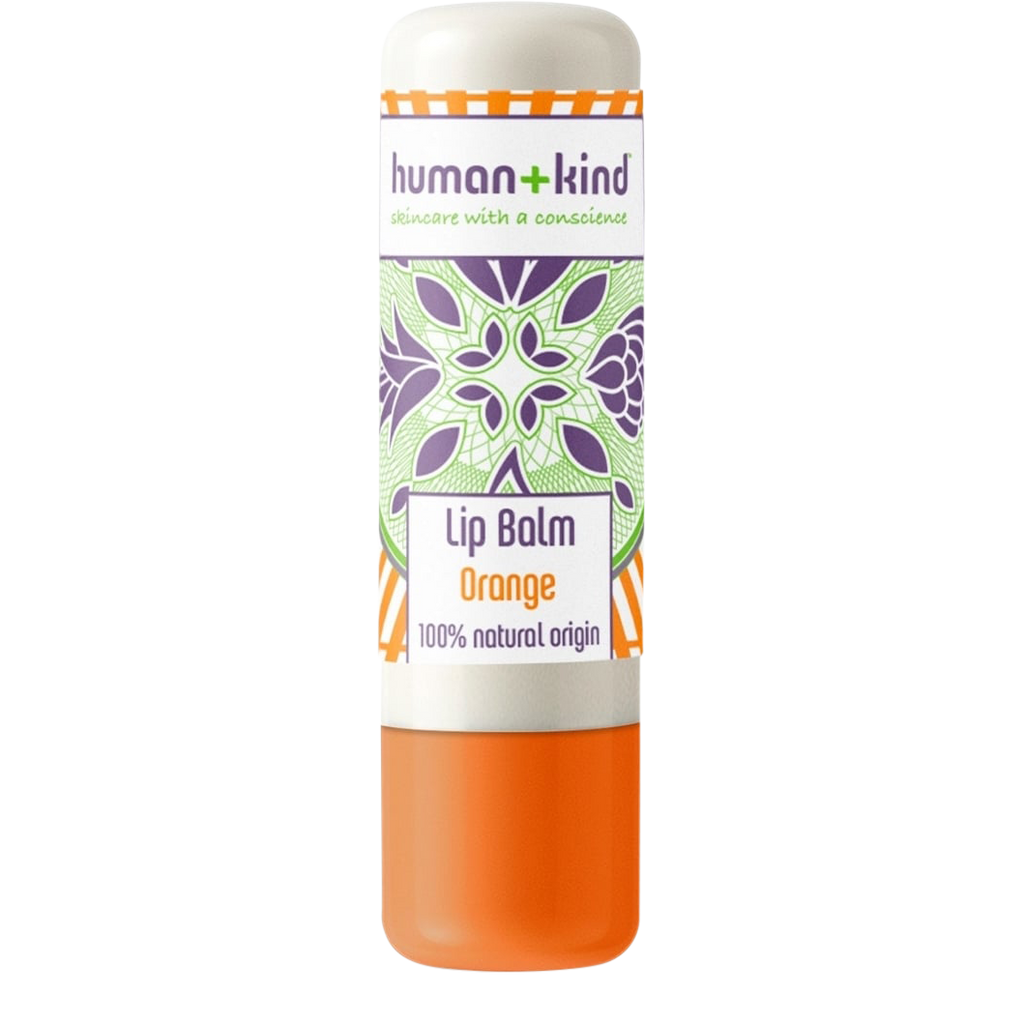Human + Kind Lip Balm Orange