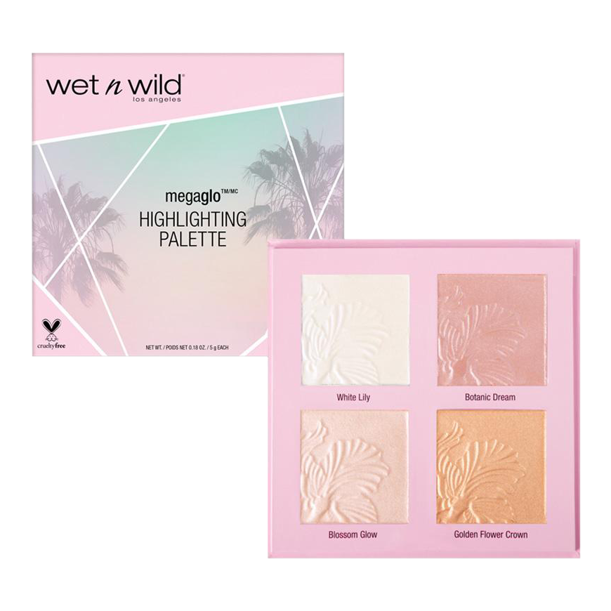 Wet n Wild Los Angeles 'Megaglo' Highlighting Palette