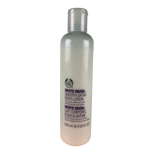 The Body Shop Body Lotion White Musk 250ml