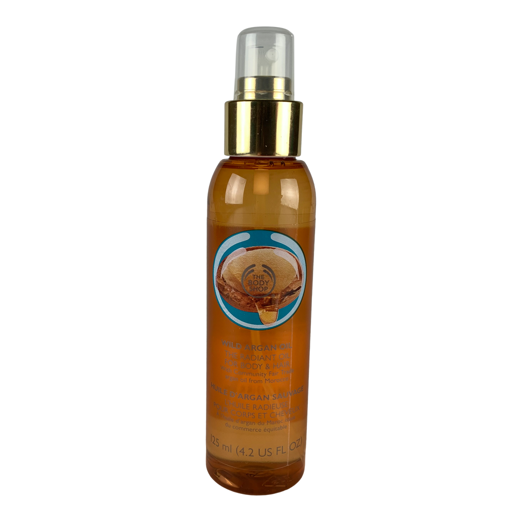 The Body Shop Argan Body Oil 125ml
