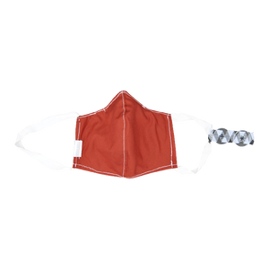 Deep Red - Non Surgical Face Mask