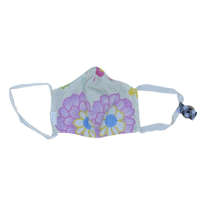 Spring Flowers - Non Surgical Face Mask