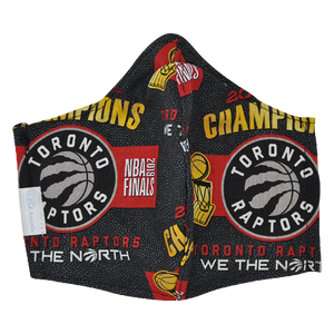 Raptors - Non Surgical Face Mask