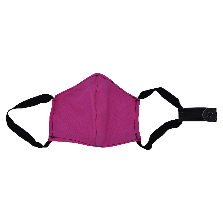Hot Pink - Non Surgical Face Mask