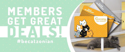 Catzonia'S Membership Packages - Catzonia