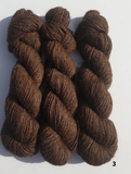 Merino/Alpaca Single Ply 175m/50g Fingering/4Ply