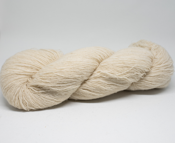 Undyed Wool Yarns