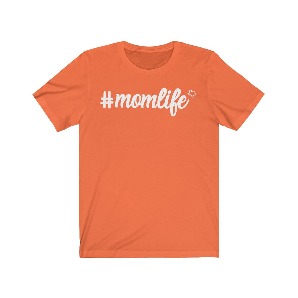"""Hashtag Mom Life"" T-Shirt"
