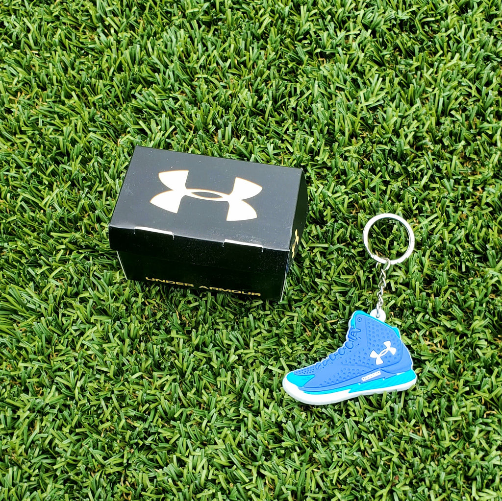 Under Armour Inspired 2D Keychain