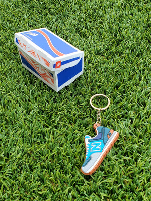New Balance Inspired 2D Keychain