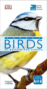 RSPB Pocket Birds Of Britain & Europe