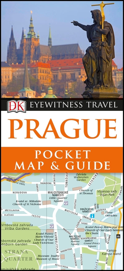 Prague Pocket Map & Guide