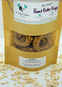 [Premium Quality Plant-Based Dog Treats]-Four Paws Family Bakery