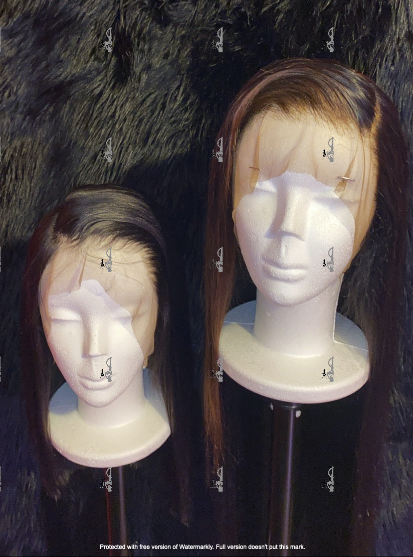 Frontal Color (Custom Machine Wigs)
