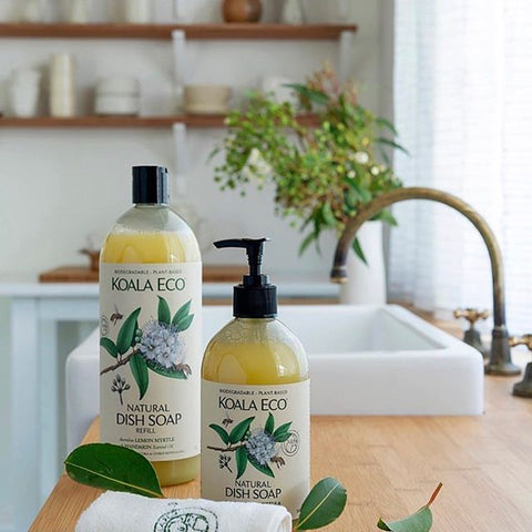 Koala Eco Natural Dish Soap (Bundle)