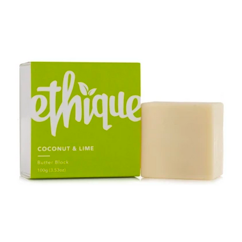 Coconut & Lime Butter Block, 3.53 oz (100 g)