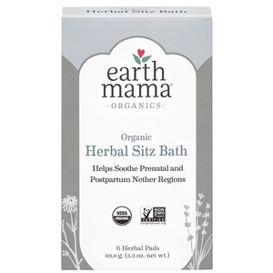 Organic Herbal Sitz Bath – 6 Pads