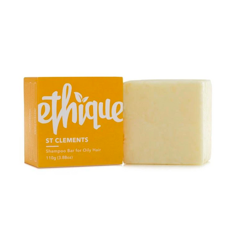 Eco-Friendly Solid Shampoo Bar, St Clements, 3.88 oz (110g)